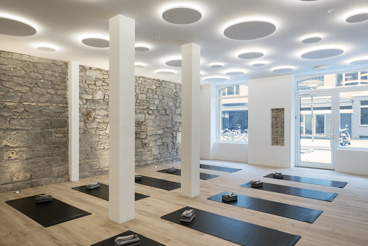The Space Studio für Meditation, Yoga, Personaltrainig, Pilates, Kreis 5 Zürich